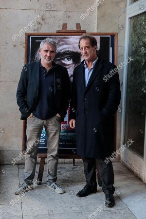 Editorial photo of 'At War' photocall, Rome, Italy - 07 Nov 2018