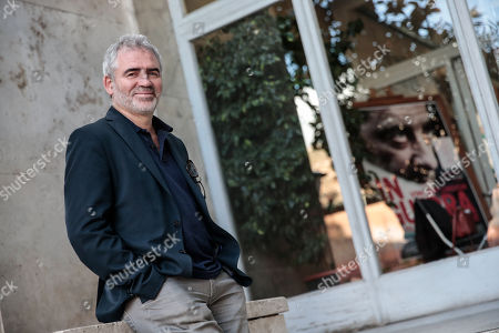 Stock Picture of Director Stephane Brize