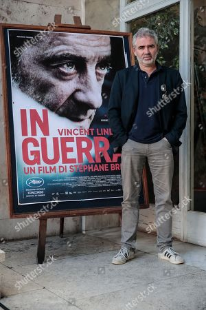 Stock Photo of Director Stephane Brize