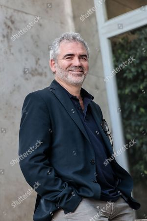 Stock Image of Director Stephane Brize