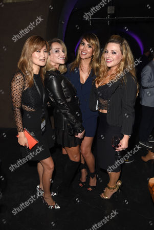 Kelly Dodd and freinds attend the 2018 Napa Valley Film Festival Opening Night VIP Party held at Italics Winegrowers, Napa, California, USA - 7 Nov 2018