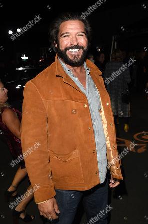 Paul Sloan during the 2018 Napa Valley Film Festival Opening Night VIP Party held at Italics Winegrowers, Napa, California, USA - 7 Nov 2018