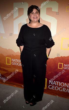 Editorial photo of National Geographic 'Mars' TV show Season 2 reception and screening, Los Angeles, USA - 07 Nov 2018