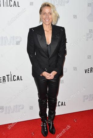 Stock Picture of Christine Crokos