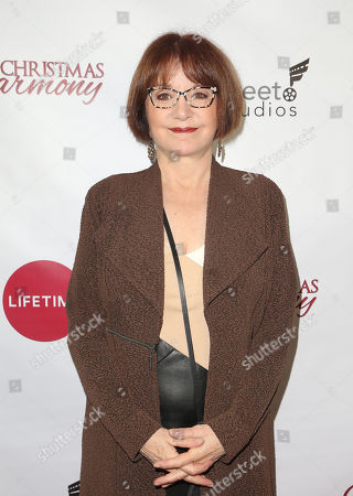 Editorial image of 'Christmas Harmony' film premiere, Los Angeles, USA - 07 Nov 2018