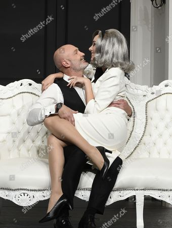 Frank Leboeuf, Caroline Ami