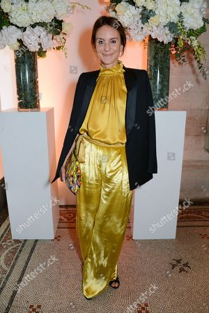Editorial picture of British Vogue One Year Anniversary Celebration, National Portrait Gallery, London - 08 Nov 2018