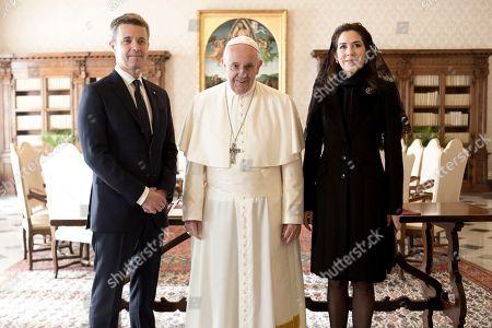 Danish Royal visit to Italy