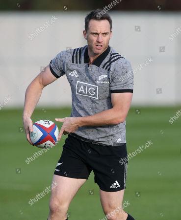 Stock Photo of Ben Smith New Zealand All Blacks