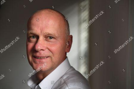 Portrait of Jeremy Goss