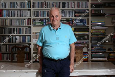 Paul Gambaccini BBC radio presenter