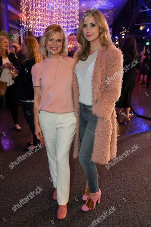Kara Holden and Ashley Jones