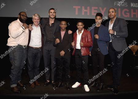 Sterling 'Scoop' Thornton, Charlie Dixon, Andrew Renzi, Ragahleak 'Peanut' Bartee, Lamar 'Twin' Odoms, Quincey Williams, Mike Hill