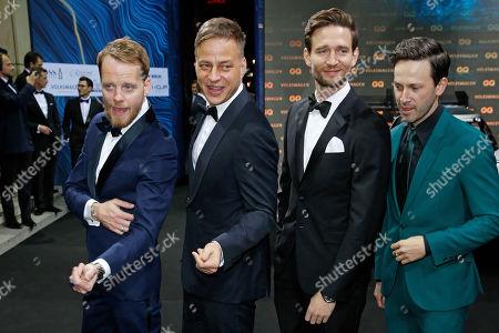 Editorial photo of GQ Men of the Year Awards, Berlin, Germany - 08 Nov 2018