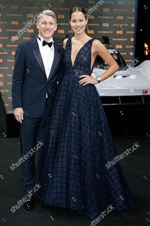 Bastian Schweinsteiger, wife, Ana Schweinsteiger-Ivanovic