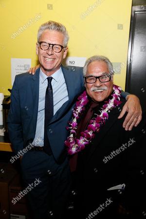 Michael Ritchie and Luis Valdez