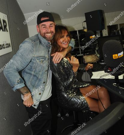 Lizzie Cundy and Ben Jardine