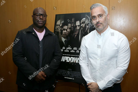 Steve McQueen (Director/Co-writer/Producer), Iain Canning (Producer)