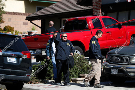 Editorial image of California Bar Shooting, Newbury Park, USA - 08 Nov 2018