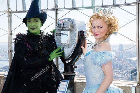 Jessica Vosk, Amanda Jane Cooper