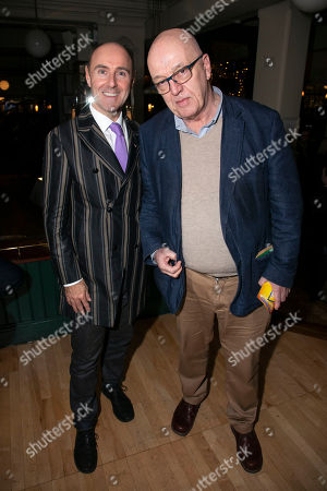 Stock Image of Cal McCrystal (Comedy Director) and James Fenton (Adaptation)