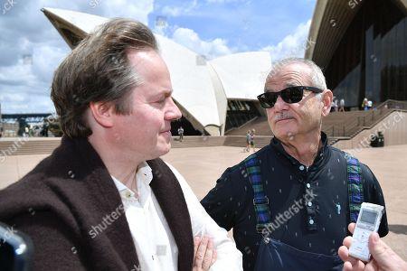 Editorial photo of US actor Bill Murray in Sydney, Australia - 09 Nov 2018