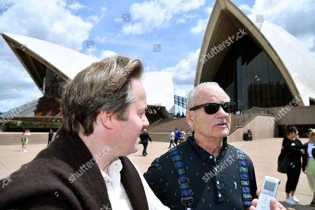 Editorial picture of US actor Bill Murray in Sydney, Australia - 09 Nov 2018