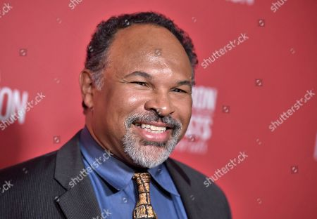 Geoffrey Owens arrives at the Patron of the Artists Awards, at the Wallis Annenberg Center for the Performing Arts in Beverly Hills, Calif