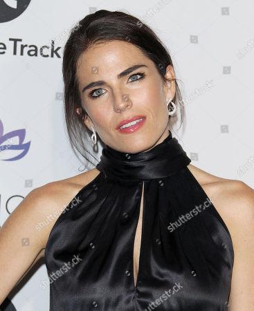 Editorial picture of Eva Longoria Foundation dinner gala, Los Angeles, USA - 08 Nov 2018