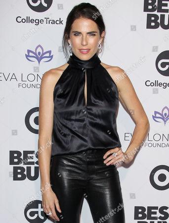 Editorial image of Eva Longoria Foundation dinner gala, Los Angeles, USA - 08 Nov 2018