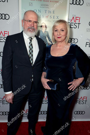 Michael Lumpkin, Director of AFI Festivals, Mimi Leder, Director,