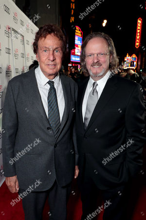 Robert Cort, Producer, Bob Gazzale, President & CEO, American Film Institute,