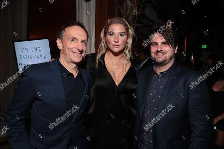 Mychael Danna, Composer, Kesha, Sage Sebert