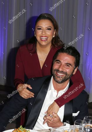Eva Longoria and Jose Baston