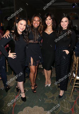 Lisa Vidal, Maria Canals-Barrera, Isabella Gomez