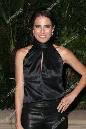 Editorial photo of Eva Longoria Foundation dinner gala, Inside, Los Angeles, USA - 08 Nov 2018