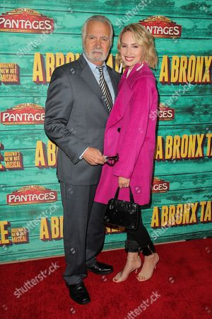 Stock Picture of Molly McCook, John McCook