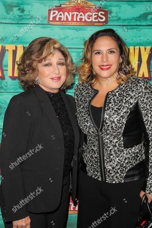 Editorial picture of 'A Bronx Tale' opening night, Arrivals, Los Angeles, USA - 08 Nov 2018