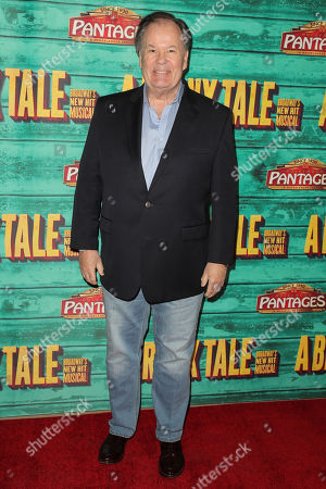 Editorial photo of 'A Bronx Tale' opening night, Arrivals, Los Angeles, USA - 08 Nov 2018