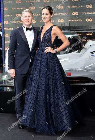 Bastian Schweinsteiger, wife Ana Schweinsteiger-Ivanovic