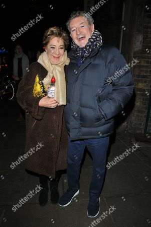 Editorial picture of 'Don Quixote' play, Press Night, London, UK - 08 Nov 2018
