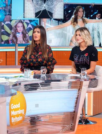 Editorial photo of 'Good Morning Britain' TV show, London, UK - 09 Nov 2018