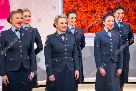The D-Day Darlings