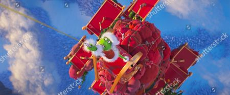 Editorial picture of 'The Grinch' Film - 2018