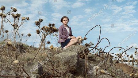 Stock Photo of Julia Jedlikowska as Luna