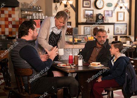 Editorial photo of 'Coronation Street' TV Show UK  - 2018