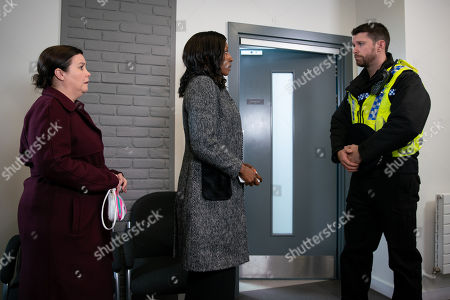 Editorial picture of 'Coronation Street' TV Show UK  - 2018