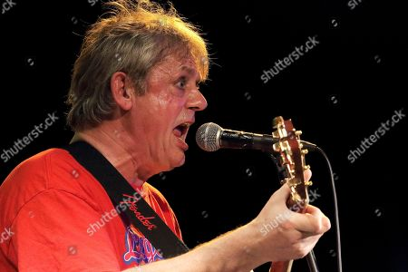 Editorial image of Jilted John's 40th Anniversary tour, The Venue, London, UK - 08 Oct 2018