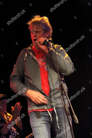 Editorial photo of Jilted John's 40th Anniversary tour, The Venue, London, UK - 08 Oct 2018