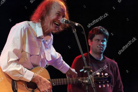 Stock Photo of John Otway and Deadly the Roadie